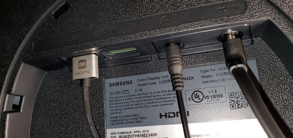 Samsung UR59C Power Adapter Jack Problem.jpg