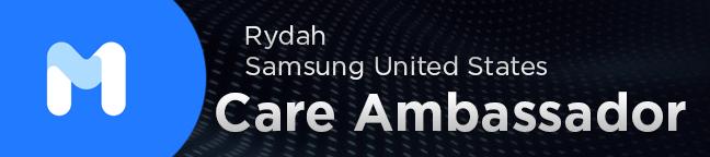 Samsung Care Ambassador