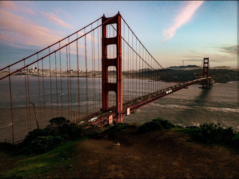 Golden Gate Views