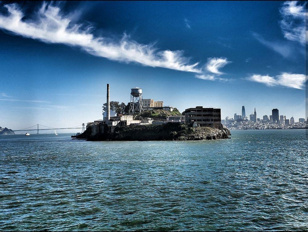 Alcatraz: Dramatic Escape