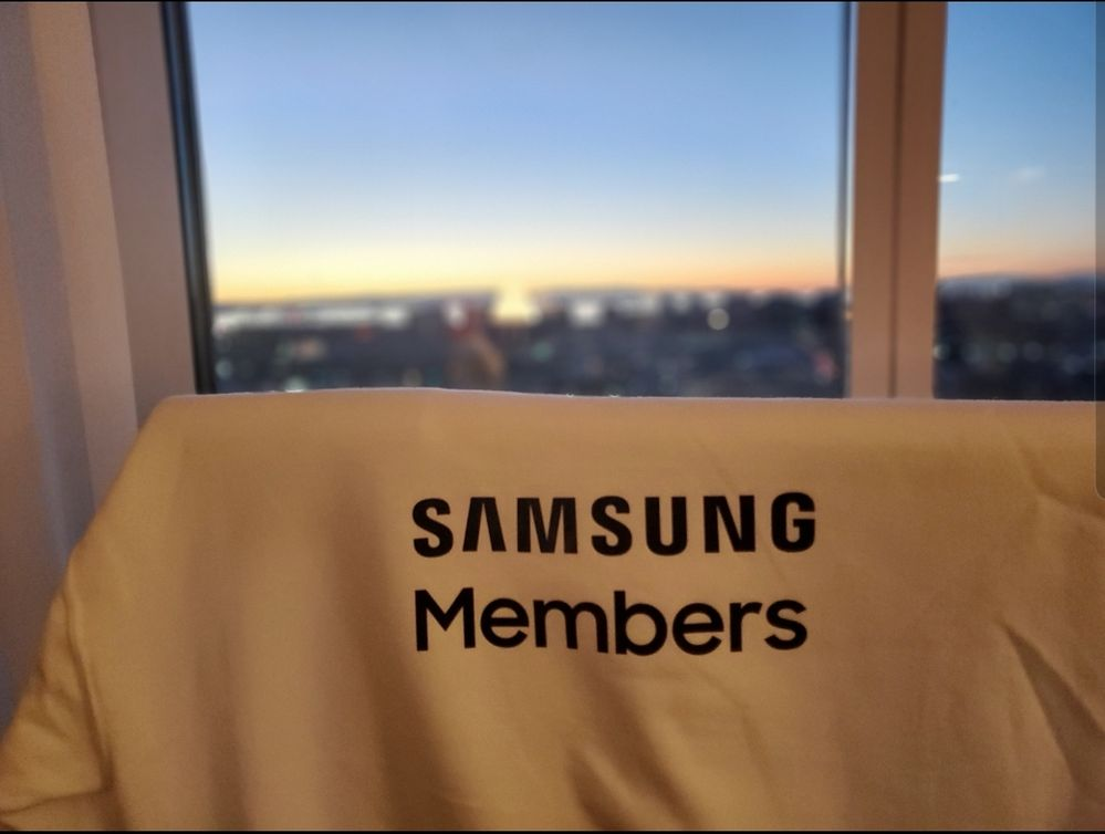 Samsung Members, my second family.