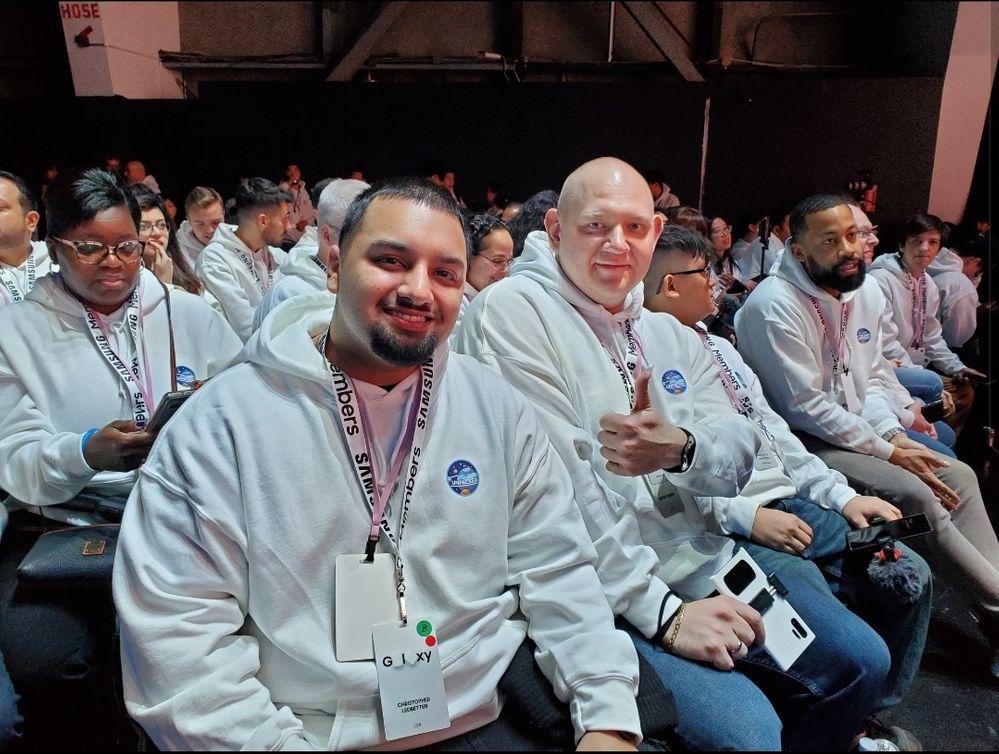 Samsung Care Ambassadors: Rydah and Geno71