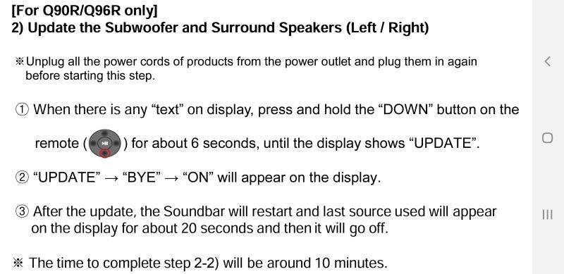 Update sub and rear speakers.jpg