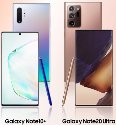 [OFFICIAL] Spec Comparison Thread: Galaxy Note 20 Ultra vs. Galaxy Note 10+