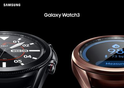 [OFFICIAL] Redefining the Smartwatch: Galaxy Watch 3 vs. Galaxy Watch