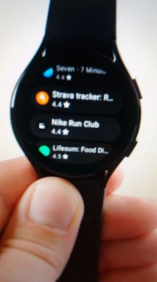 my friend's watch