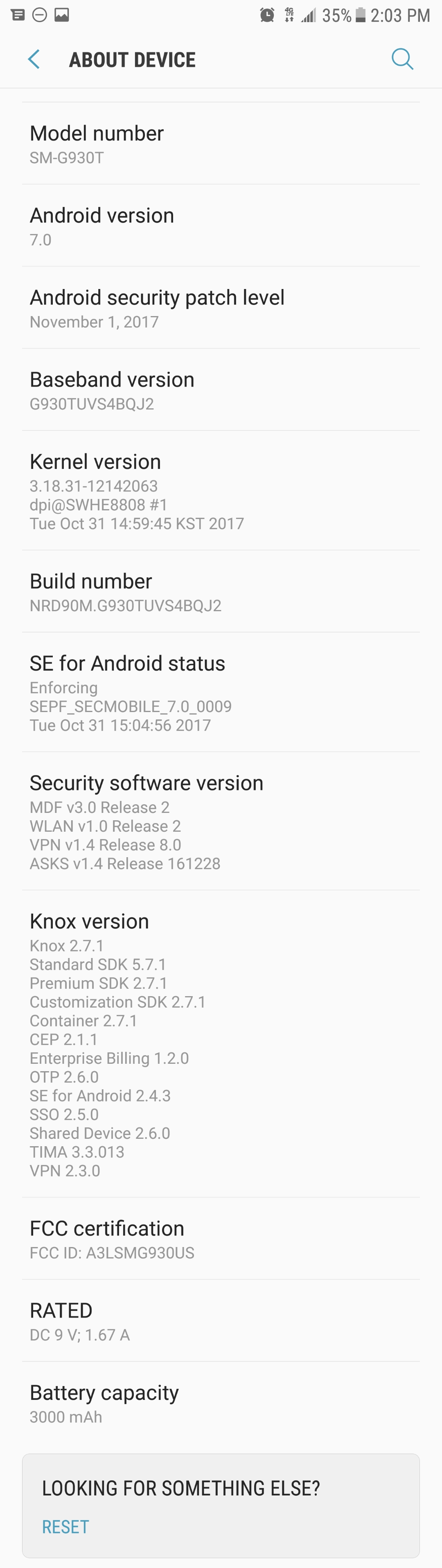 Solved: Galaxy S7 Edge Battery Drain after recent update