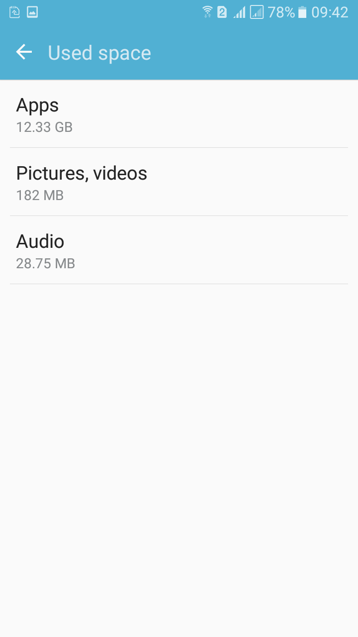Solved: Storage issues on J2 Prime - Samsung Community - 114942