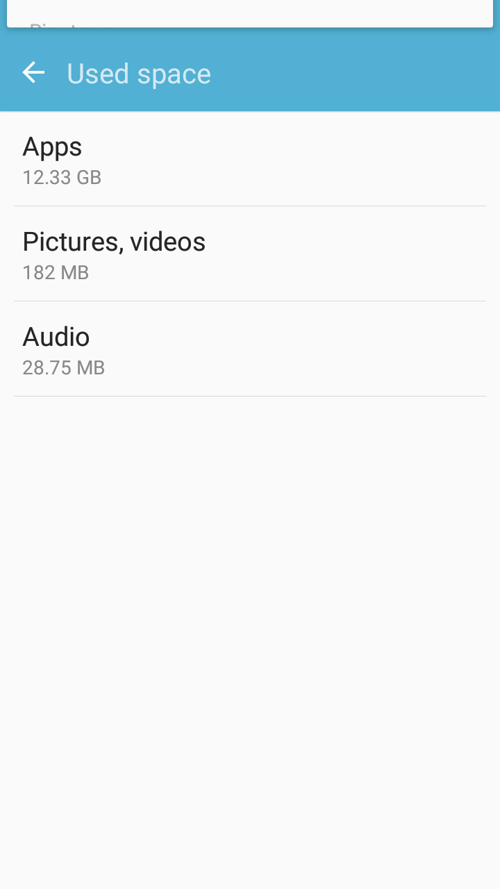 Solved: Storage issues on J2 Prime - Page 2 - Samsung