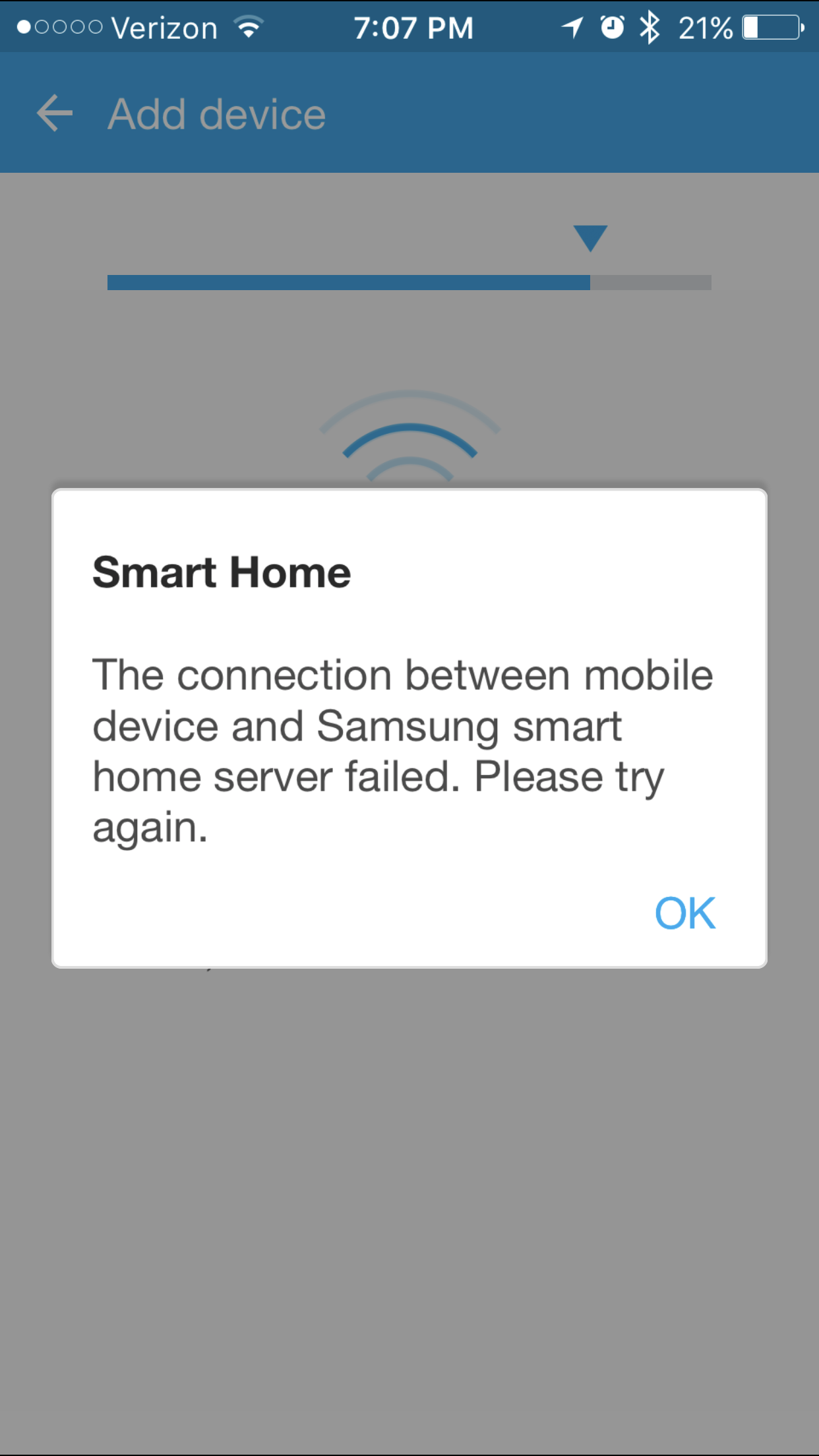 Solved: Samsung smart washer won't connect to app - Samsung