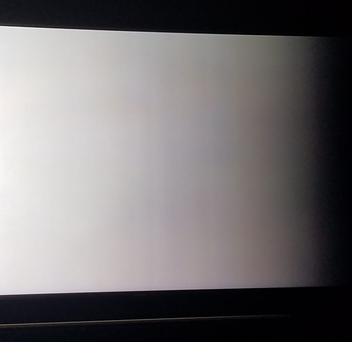 Solved: Vertical lines on 75inch q7f - Samsung Community