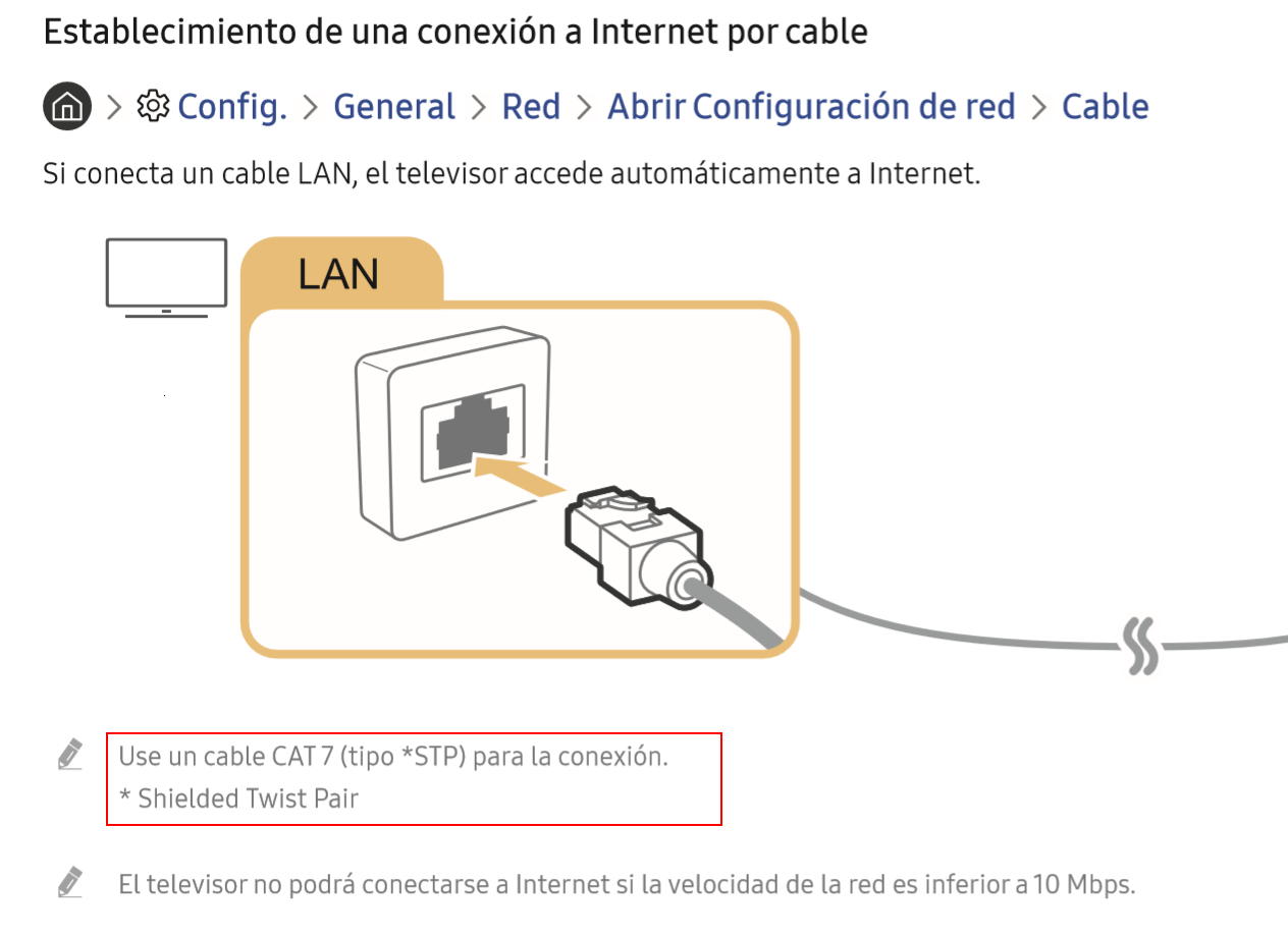 Solved Gigabit Ethernet On Q7f Tv Samsung Community 242912 Internet 4 Pair Wiring Diagram