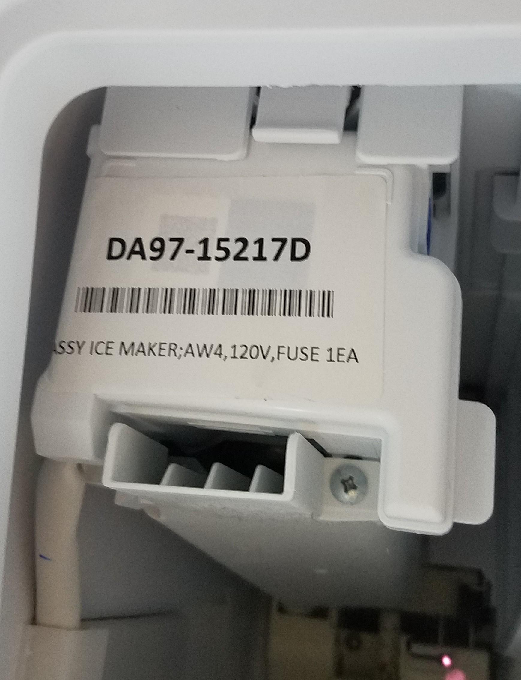 Solved Rf28hfedbsr Aa Ice Maker Issue Page 6 Samsung Community Garage Door Sensor Wiring Diagram 7319